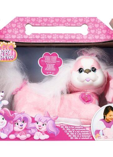 Zdjęcie Maskotka Puppy Surprise Piesek Kiki ze szczeniakami - producenta TM TOYS