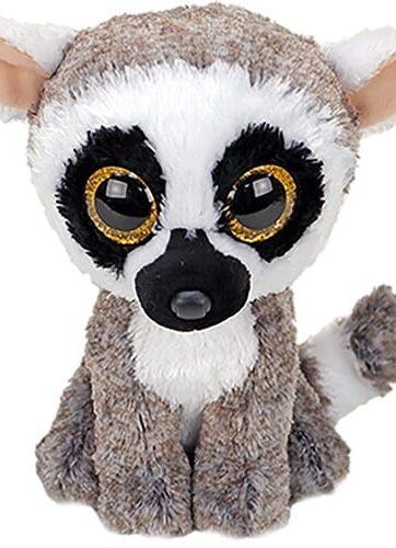 Zdjęcie Maskotka TY BEANIE BOOS Linus lemur 15 cm - producenta TY INC.