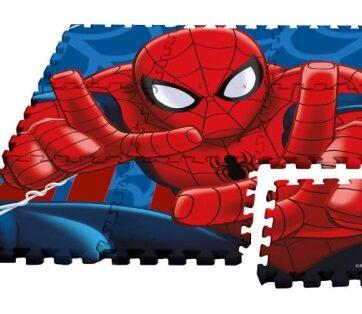 Zdjęcie Mata piankowa puzzle 9 elementów Spider-Man - producenta KIDS EUROSWAN