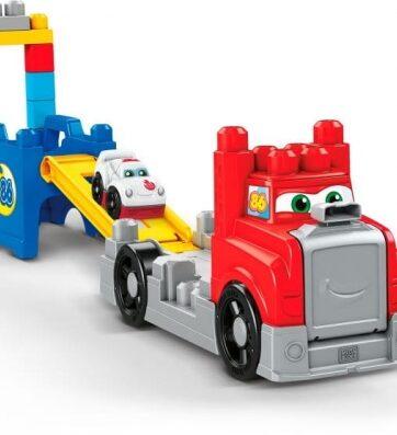Zdjęcie Mega Bloks Ciężarówka Buduj i ścigaj się - producenta MATTEL
