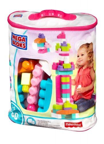 Zdjęcie Mega Bloks Klocki dla dzieci 80 elementów - producenta MATTEL