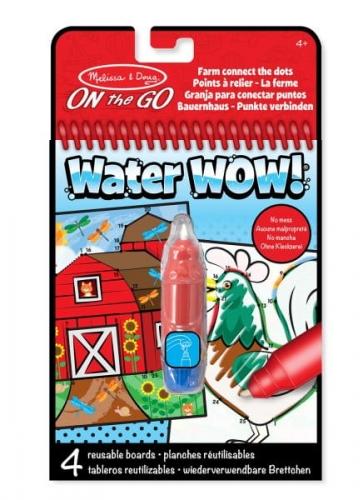 Zdjęcie Melissa&Doug Kolorowanka wodna Water Wow! Połącz kropki - producenta MELISSA & DOUG