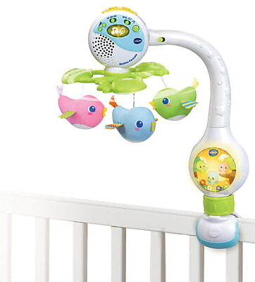 Zdjęcie Mobilna karuzela dla niemowlaków - VTech - producenta VTECH