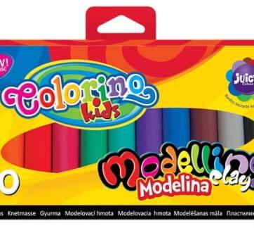 Zdjęcie Modelina 10 kolorów - Colorino Kids - producenta PATIO