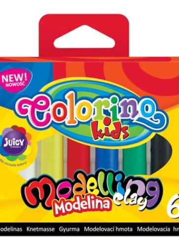 Zdjęcie Modelina 6 kolorów - Colorino Kids - producenta PATIO