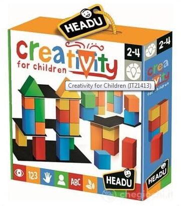 Zdjęcie Montessori Kreatywność dla dzieci klocki - producenta RUSSELL