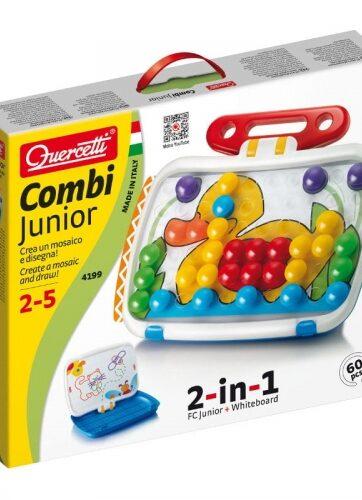 Zdjęcie Mozaika do układania Combi junior w walizce - producenta QUERCETTI