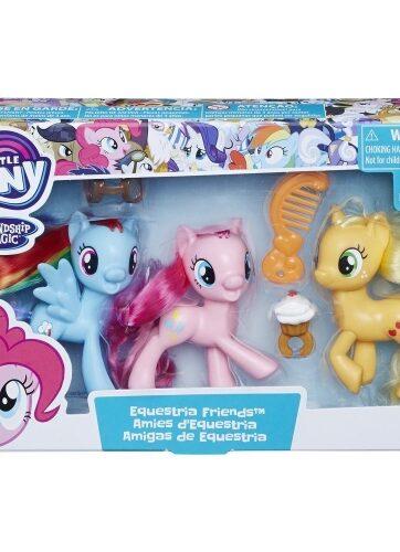 Zdjęcie My Little Pony Equestria Friends kucyki - producenta HASBRO