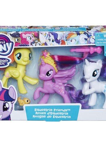 Zdjęcie My Little Pony Equestria Friends kucyki Pony - producenta HASBRO