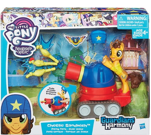 Zdjęcie My Little Pony GOH Cheese Sandwich and Party - producenta HASBRO