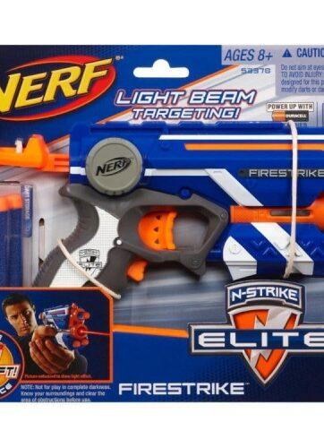 Zdjęcie NERF N-Strike Elite Firestrike Blaster