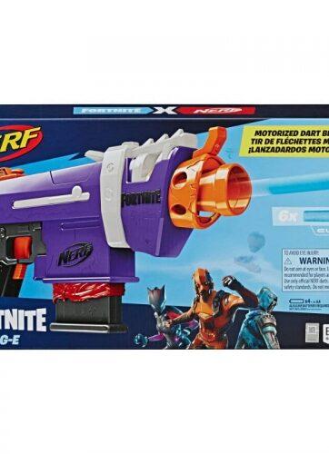 Zdjęcie NERF Wyrzutnia Fortnite SMG-E - Hasbro - producenta HASBRO