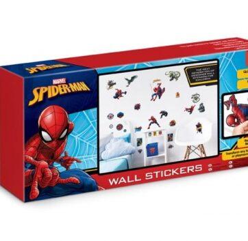 Zdjęcie Naklejki ścienne zestaw Spider-Man