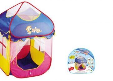 Zdjęcie Namiot dla dzieci 76x76 cm Domek - producenta HH POLAND
