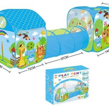 Zdjęcie Namiot dla dzieci samorozkładający zwierzątka - producenta HH POLAND