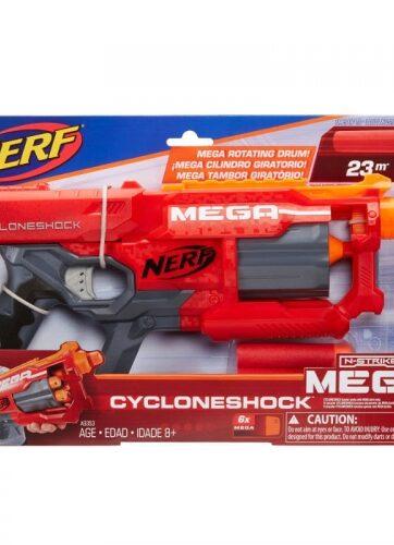 Zdjęcie Nerf N-Strike Mega Cycloneshock - Hasbro - producenta HASBRO