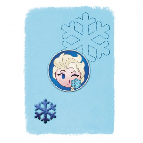 Zdjęcie Notes pluszowy 210x150 Emoji Kraina Lodu - producenta STARPAK