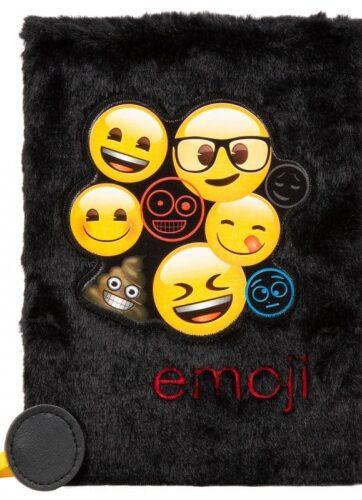 Zdjęcie Notes pluszowy A5 Emoji - Derform - producenta DERFORM