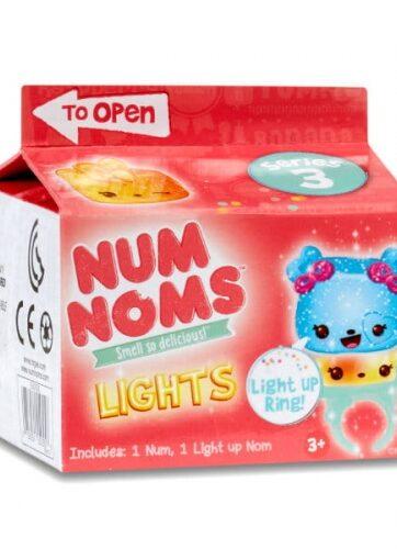 Zdjęcie Num Noms Świecące pierścionki - producenta MGA ENTERTAINMENT