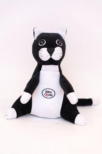 Zdjęcie Operowy zwierzak Kot Mimi BABY OPERA - producenta BABY OPERA