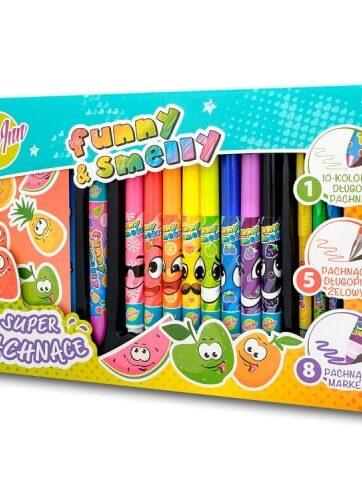 Zdjęcie Pachnący zestaw długopisów i markerów - producenta STNUX