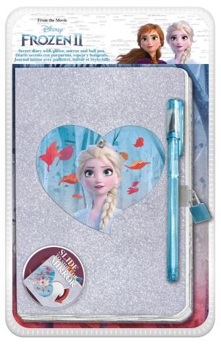 Zdjęcie Pamiętnik z kłódką długopis Kraina Lodu - producenta KIDS EUROSWAN