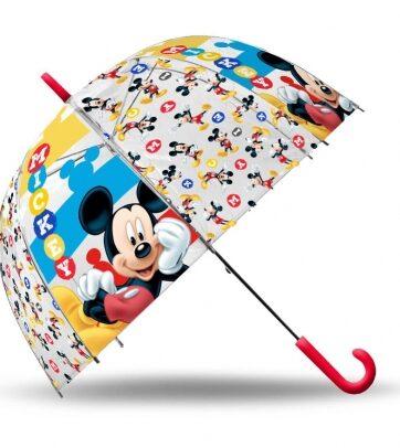 Zdjęcie Parasolka 48cm Myszka Miki - producenta KIDS EUROSWAN