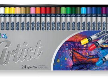 Zdjęcie Pastele olejne Artist 24 kolory - Colorino Kids - producenta PATIO