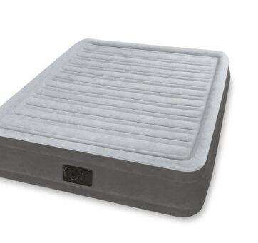 Zdjęcie Pełnowymiarowe łóżko dmuchane 137x191x33cm