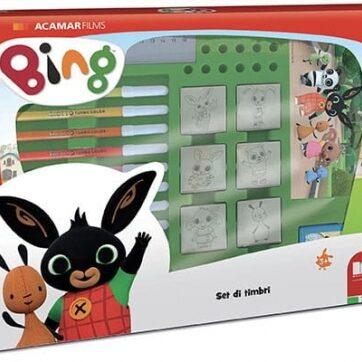 Zdjęcie Pieczątki dla dzieci Maxi Box - Bing - producenta DANTE