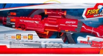 Zdjęcie Pistolet na strzałki na baterie - producenta EURO-TRADE