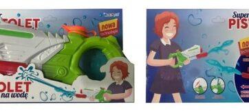 Zdjęcie Pistolet na wodę dla dzieci - producenta NORIMPEX