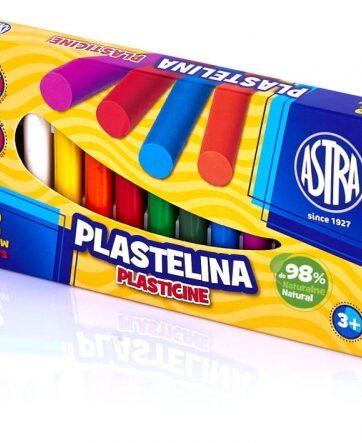 Zdjęcie Plastelina 12kol ASTRA - producenta ASTRA