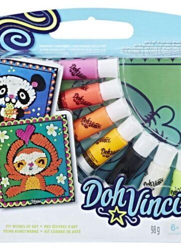 Zdjęcie Play Doh VINCI Artystyczne tablice - producenta HASBRO