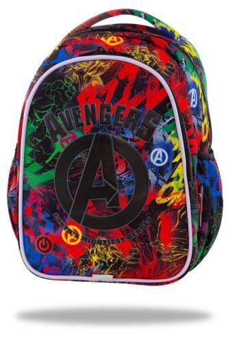 Zdjęcie Plecak 2 komorowy Avengers JOY S LED - producenta PATIO