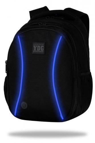 Zdjęcie Plecak JOY L LED blue + powerbank 4000 mAh CoolPack - producenta PATIO