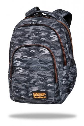 Zdjęcie Plecak Młodzieżowy Basic Plus Military Grey - CoolPack - producenta PATIO