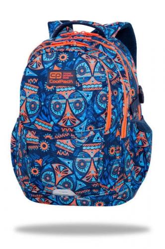 Zdjęcie Plecak młodzieżowy - Factor Aztec Blue - CoolPack - producenta PATIO