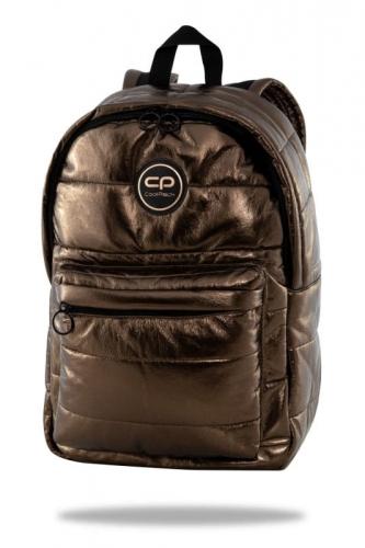 Zdjęcie Plecak młodzieżowy Ruby Vintage Gloss brązowy - CoolPack - producenta PATIO