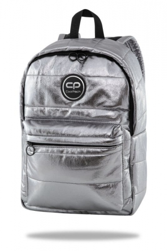 Zdjęcie Plecak młodzieżowy Ruby Vintage Gloss srebrny - CoolPack - producenta PATIO