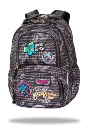 Zdjęcie Plecak młodzieżowy Spiner Termic szary Badges - CoolPack - producenta PATIO
