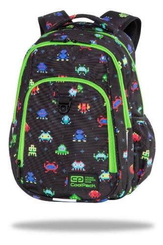 Zdjęcie Plecak młodzieżowy Strike L Pixels CoolPack - producenta PATIO