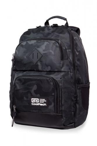 Zdjęcie Plecak młodzieżowy -Unit Army Black - CoolPack - producenta PATIO