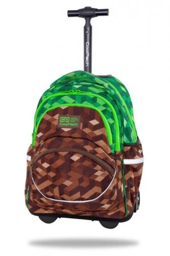 Zdjęcie Plecak młodzieżowy na kółkach Starr City Jungle - CoolPack - producenta PATIO
