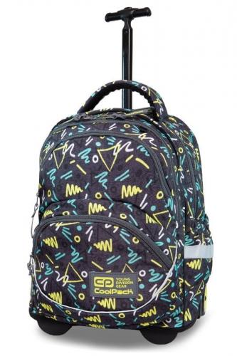 Zdjęcie Plecak młodzieżowy na kółkach - Starr Sketch - CoolPack - producenta PATIO