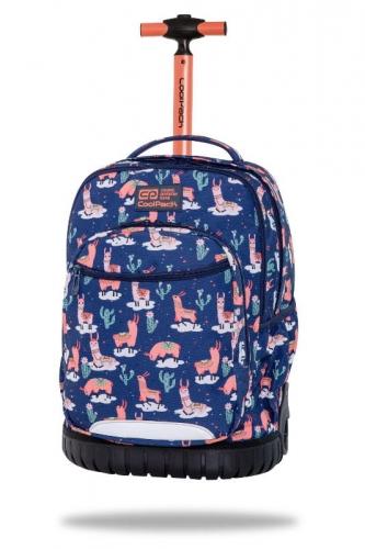 Zdjęcie Plecak młodzieżowy na kółkach - Swift Lamy - CoolPack - producenta PATIO