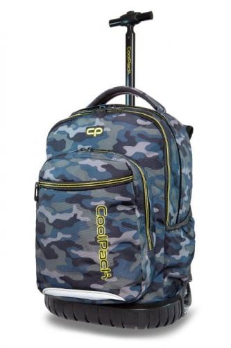Zdjęcie Plecak młodzieżowy na kółkach - Swift - Military CoolPack - producenta PATIO