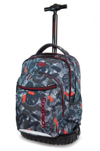 Zdjęcie Plecak młodzieżowy na kółkach - Swift - Red Indian CoolPack - producenta PATIO