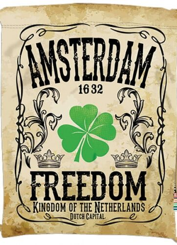 Zdjęcie Plecak na sznurkach Stright SO-10 Amsterdam - producenta MAJEWSKI