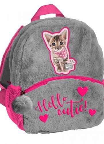 Zdjęcie Plecak pluszowy kotek - Paso - producenta PASO